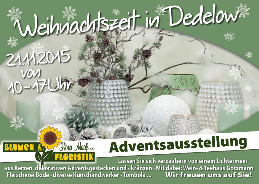 Flyer Advend 2015